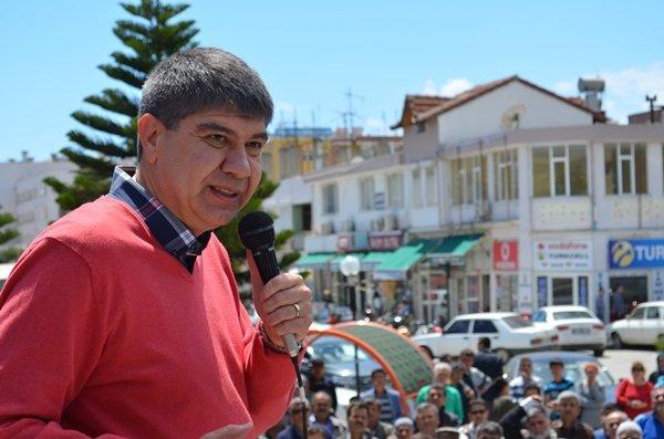 Antalya'lı Menderes Türel'i özlemiş