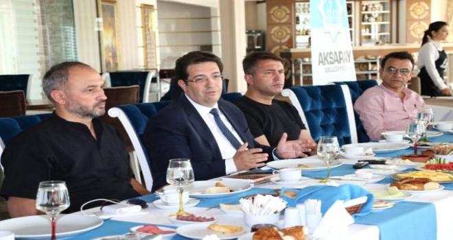 Aksaray'da Hedef 3 Milyon Turist