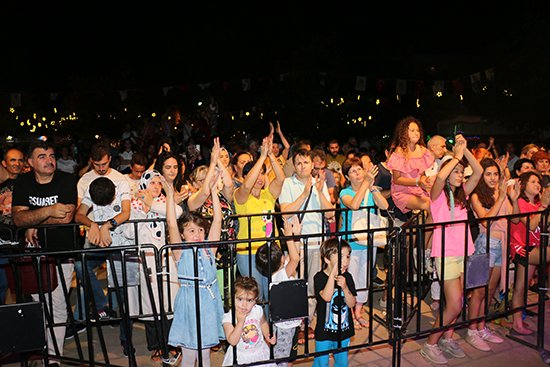 Antalya'da Burak Ahıskalı mest etti