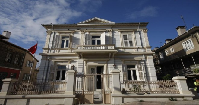 Edirne Kent Müzesi açıldı.