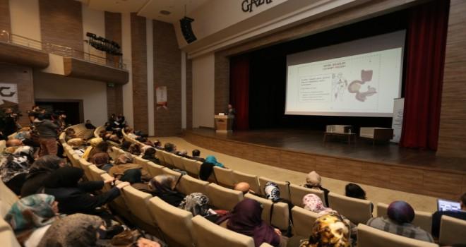 """Gaziantep'te """"Diyabeti Tanı, Gözünü Koru Projesi"""" gündemde."""